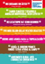 [El planeta te habla - cambio climático: orígenes, consecuencias y acciones para frenarlo]