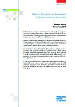 El sector energético en Suramérica