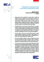 Diagnóstico y perspectiva de la economía ecuatoriana en 2016