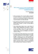 De la marea rosa a la marea conservadora y autoritaria en América Latina